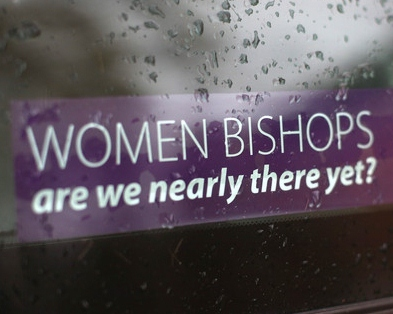 Women Bishops - are we there yet?